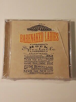 Rock Spectacle by Barenaked Ladies (CD, Nov-1996, Reprise