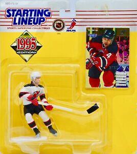 hot sale online 7345c 27678 1995 Scott Stevens SLU Starting Lineup Action Figure NHL Hockey NJ Devils  MIB