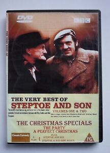 The-Very-Best-Of-Steptoe-And-Son-Vol-1-and-2-DVD-2001-2002