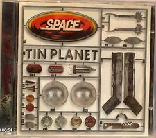 """Space - Tin Planet (CD 1998) Features """"The Ballad Of Tom Jones"""""""