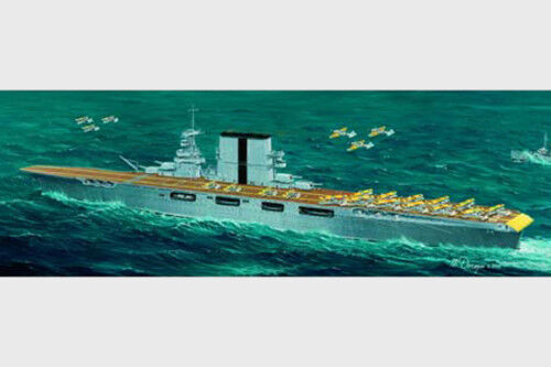 05607 Trumpeter 1 350 Scale Model USS Saratoga CV-3 Aircraft Carrier Static
