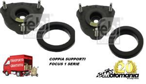COPPIA-2-SUPPORTI-CUSCINETTI-AMMORTIZZATORE-ANTERIORE-FORD-FOCUS-1-DAL-98-A-04