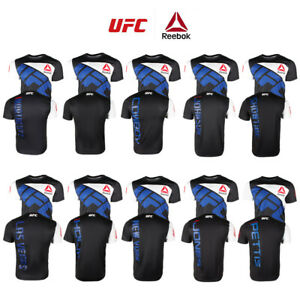 Reebok Men's UFC Official Fighter Jersey Shirt
