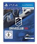 DriveClub VR (Sony PlayStation 4, 2016, DVD-Box)