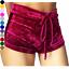Sexy-Women-Summer-Pants-Stylish-High-Waist-Shorts-Short-Belt-Beach-Trousers thumbnail 7