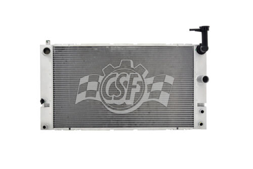 Radiator-1 Row All Aluminum CSF 3147 fits 04-09 Toyota Prius