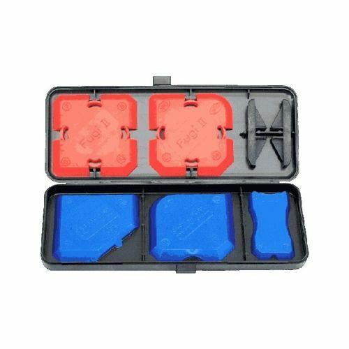 Cramer Fugi 5 Piece Grouting & Silicone Profiling & Applicator Tool Kit in Box