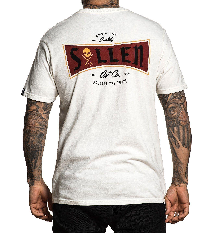 Sullen Kleidung Qualität Qualität Qualität Goods Ryan Smith Tattooed Kunst Biker Punk T-Shirt | Gewinnen Sie das Lob der Kunden  | Deutschland München  da6211