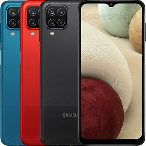 "Samsung Galaxy A12 64GB/4GB RAM SM-A125M/DS (FACTORY UNLOCKED) 5000mAh 6.5"" 48MP"