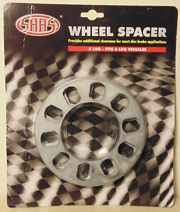 SAAS-8mm-5-Stud-Alloy-Wheel-Spacer-Set-for-Nissan-Honda-Holden-Subaru-Suzuki-BMW