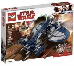 *BRAND NEW* Lego Star Wars Set #75199 General Grievous' Combat Speeder