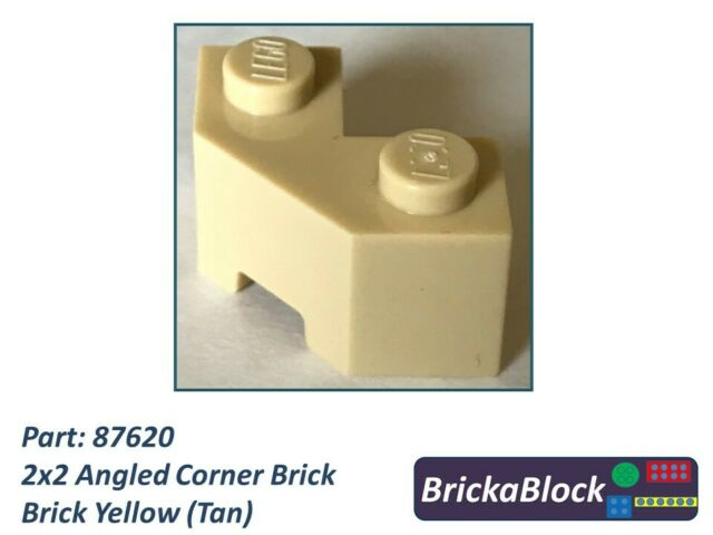 NEW LEGO Part Number 87620 in a choice of 8 colours