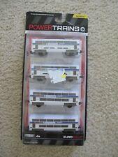 "POWER TRAINS /"" EURO BULLET /"" 4 MOTORIZED 2012 JAKKS Series 1 New"