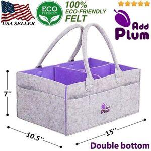 Baby Diaper Wipes Bag Caddy Nursery
