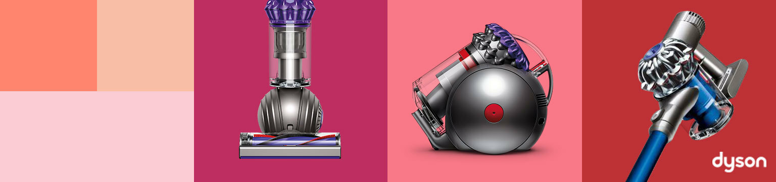Save up to 35% on Dyson technology