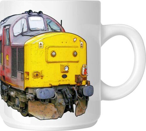 *The Class 37* Mug Collection No.2  *Railway Mugs