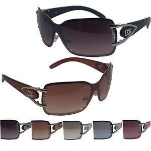 New-DG-Womens-Eyewear-Shield-Designer-Sunglasses-Shades-Fashion