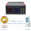 110-220V STC-3008 Digital Temperature Thermostat Sensor Controller for Incubator