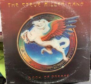 STEVE MILLER BAND BOOK OF DREAMS LP 1977 EMI SO-11630 INNER