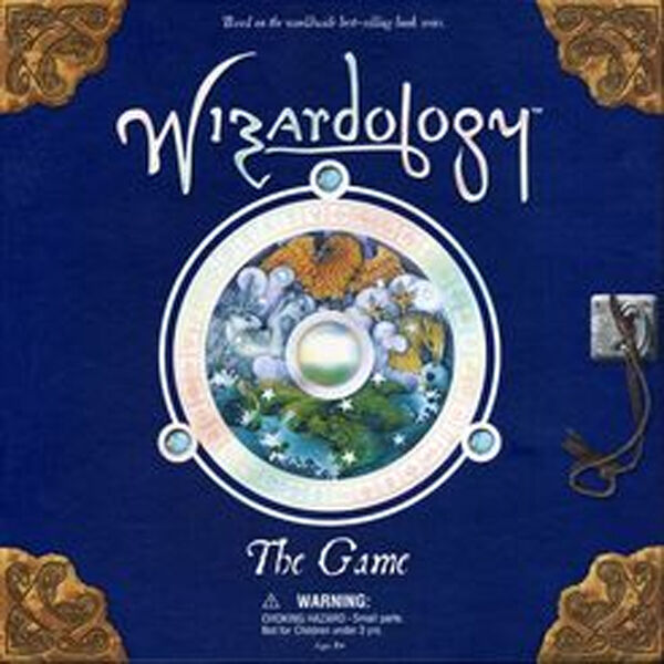 NEW IN BOX Wizardology The Board Game