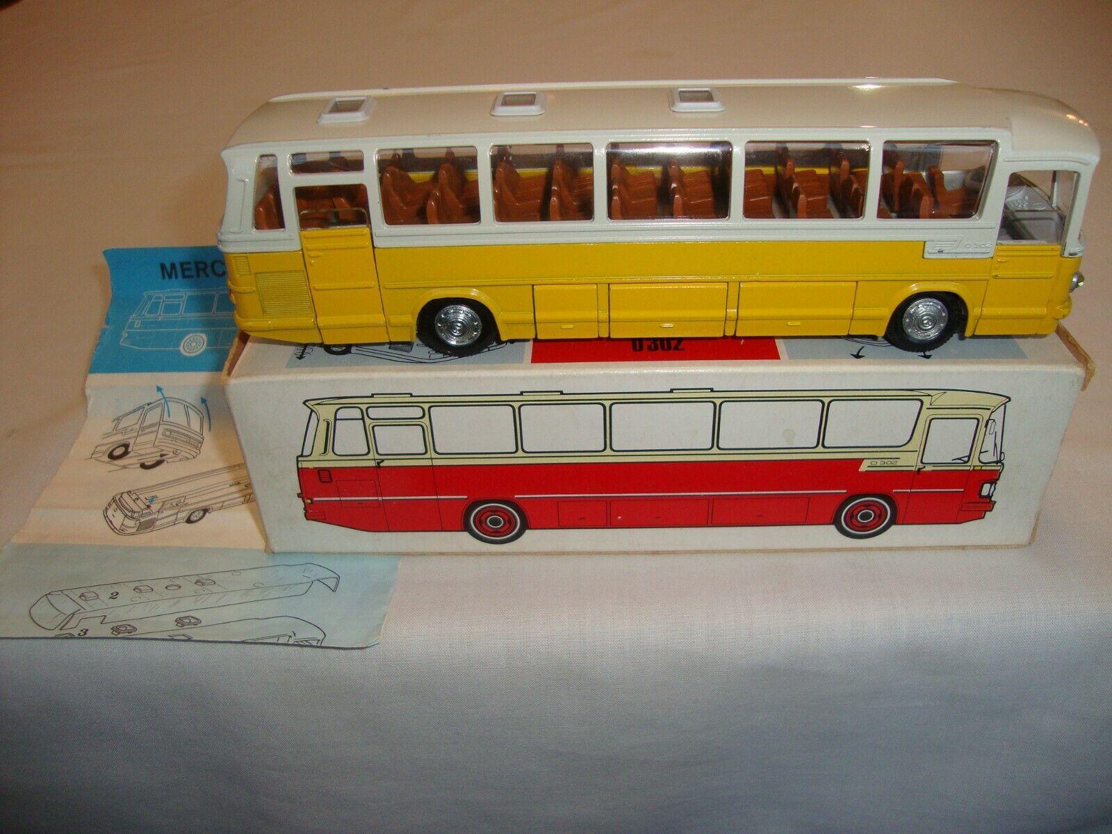 KIRK (TEKNO) 950 MERCEDES BENZ buss 0302 - EXCELLENT I original SbilCE låda