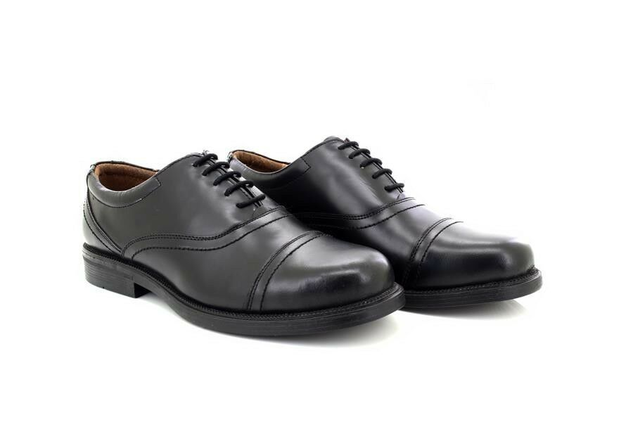 Scimitar M903 Leather Plain Oxford Gibson Classic London shoes