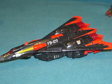 ACTION FIGURE TRANSFORMERS SKYFALL FB-129 JET DECEPTICON HASBRO JET NOT COMPLETE