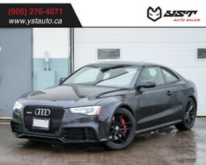 Audi RS 5 Technik | Low km | One owner | Loaded | 2 Sets wheels