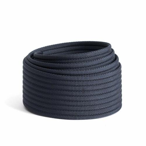 Strap Only Mocha Grip6 No Holes Adjustable Web Nylon Men/'s Belt Strap