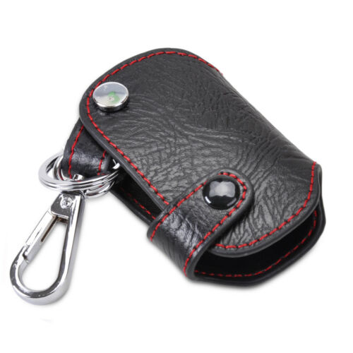 Leather Remote Key Chain Holder Case Cover fit BMW 1 3 5 6 Series Z4 X1 X3 X5 X6