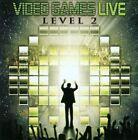 Video Games Live: Level 2 by Various Artists (CD, Oct-2010, Shout! Factory)