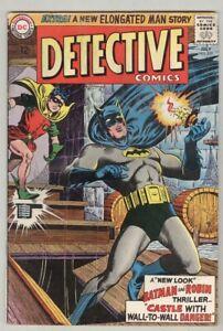 Detective-Comics-329-July-1964-VG