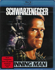 The Running Man , Blu_Ray , 100% uncut , Out of Print , neu & verschweißt