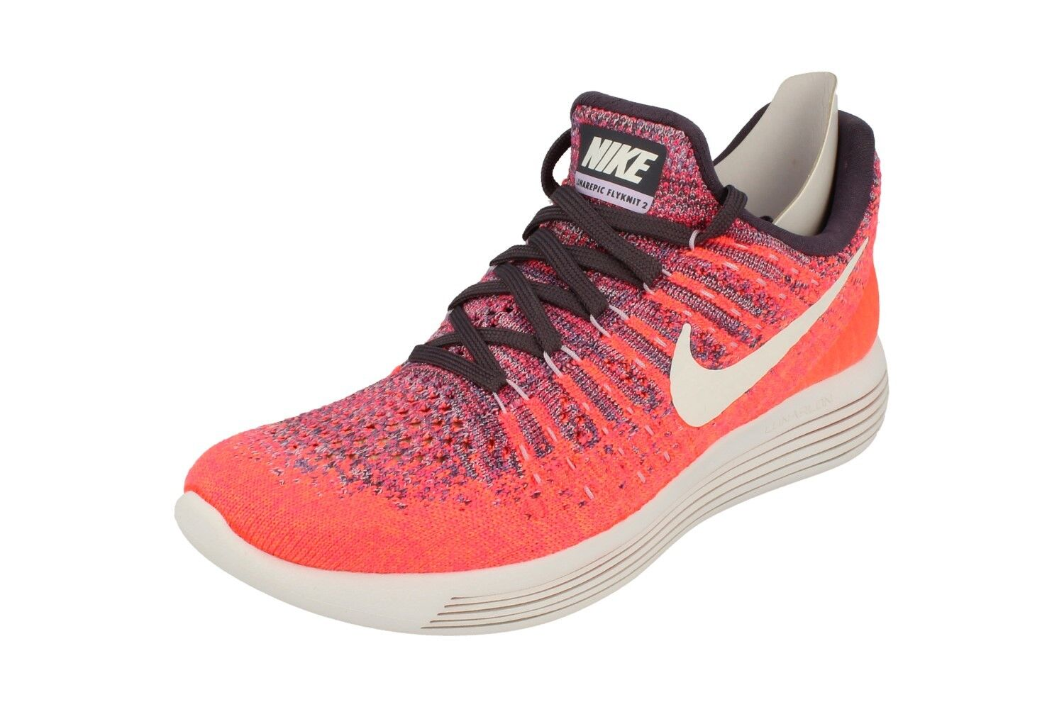 Nike Womens Lunarepic Low Flyknit 2 Running Tr780 Sneakers Shoes 500
