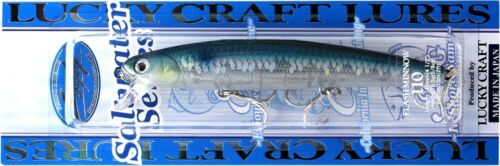 LUCKY CRAFT SW Flashminnow 110-641 MS Ghost Jack Smelt