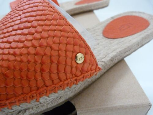 720125b3e1b9 Shoes 39 Sale 37 Sandals Orange 6 4 uk Ugg Closing Eu qUREww