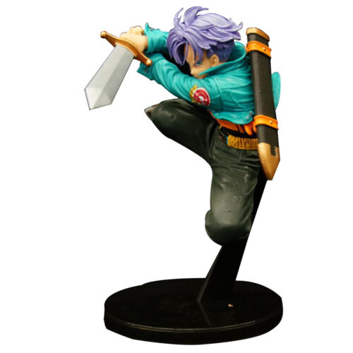 No Box Dragon Ball Z Scultures TRUNKS Anime Action Figure Tenkaichi Budokai 4
