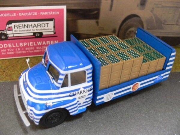 1 43 Ixo Citroen type 23 1961 Charrier boissons-CAMION