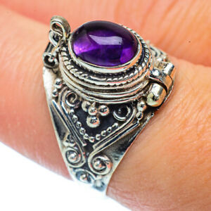 Amethyst-925-Sterling-Silver-Ring-Size-8-Ana-Co-Jewelry-R36340F