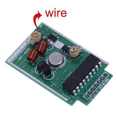 High Power 433Mhz DC 9V 4km Wireless Remote Control Transmitter Module Kit C#P5