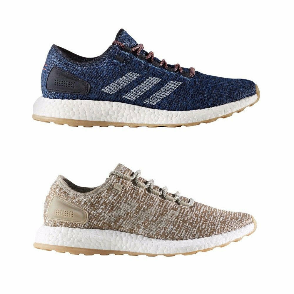Adidas PureBOOST Men's Running shoes S81993 (Legend Ink) S81992 (Trace Khaki)