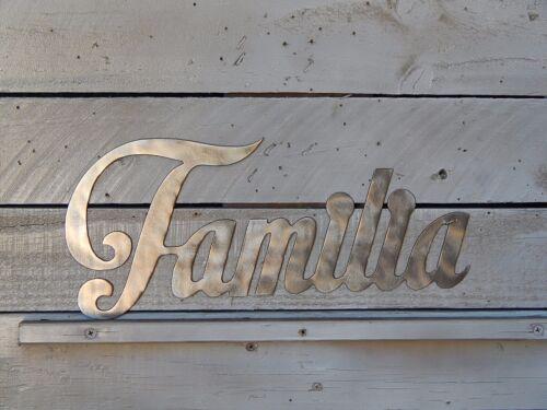 Wedding Family Room Decor W1031 Kitchen Decor Spanish for Family Familia