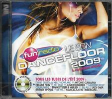 2 CD 32T DANCEFLOOR LADY GAGA/HELMUT FRITZ/GUETTA/BRITNEY SPEARS/CLAMARAN NEUF