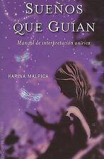 Suenos que guian (Spanish Edition)