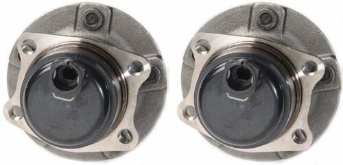 Hub Bearing for 2005 Chrysler Town /& Country Fits 4 WHEEL ABS Only-Rear Pair