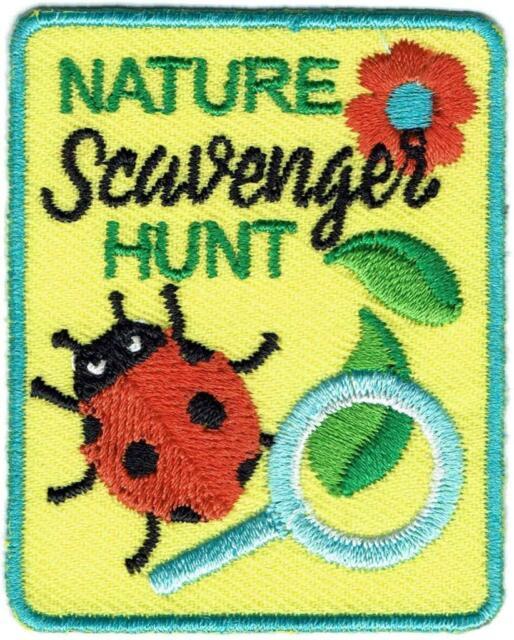 girl scout scavenger hunt