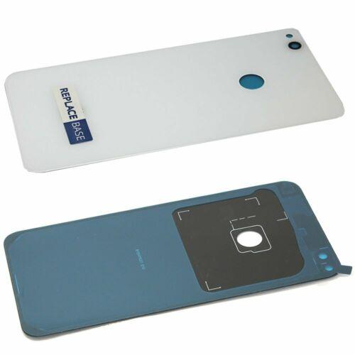 Cubierta Trasera Para Huawei P9 Lite 2017 Blanco Reemplazo De La Batería Panel /& Adhesivo UK