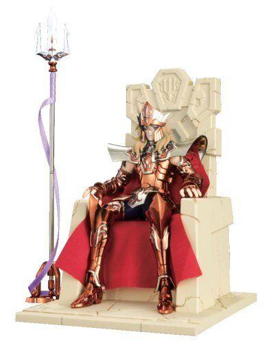 Saint Seiya Myth Cloth Poseidon Royal Ornament Edition