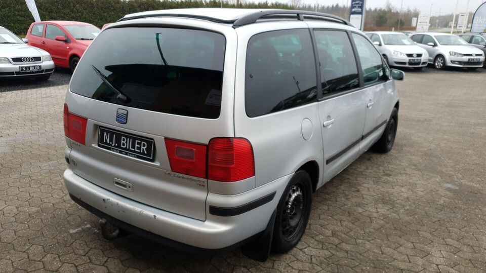 Seat Alhambra 1,9 TDi Stella Diesel modelår 2002 km 260000