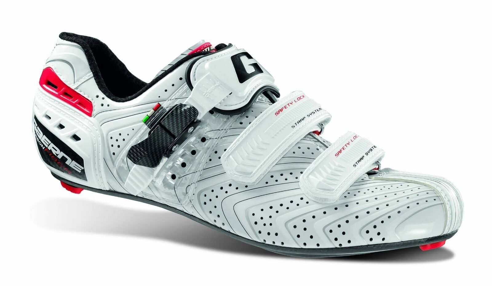 Gaerne Carbon G.Mythos Plus Men's Cycling shoes - White size 40 (Retail  450)